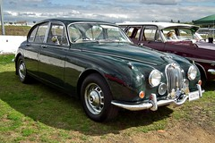 automobile, executive car, daimler 250, jaguar mark 2, vehicle, jaguar mark 1, jaguar xk150, antique car, sedan, vintage car, land vehicle, luxury vehicle, jaguar s-type,