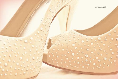 Nude Shoe by R.C. Loveland