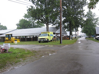 EMS at medina county fair