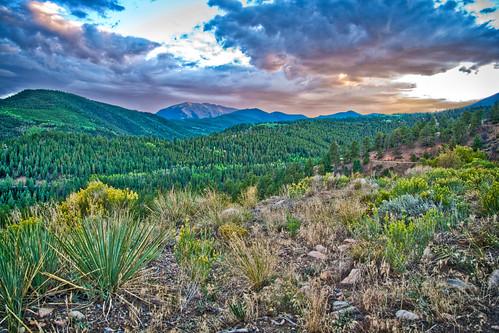 mountains nature landscape colorado hdr 1xp