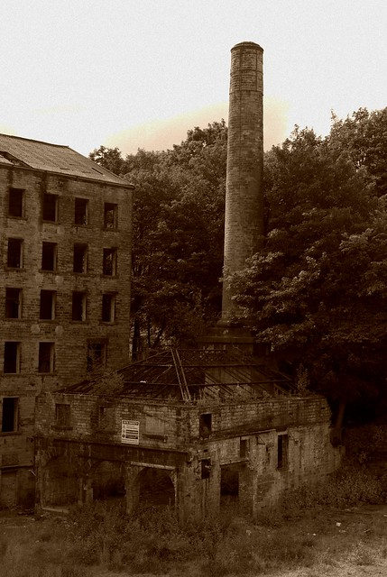 Old Lane Mill, Halifax