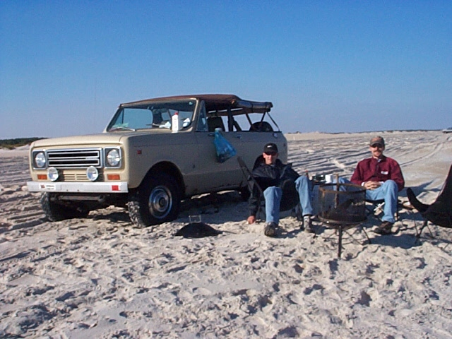 Assateague, 2000