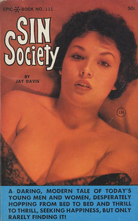 Epic Books 111 - Jay Davis - Sin Society