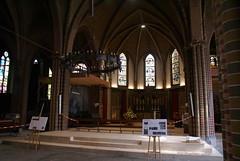 Interieur van de St. Urbanuskerk