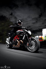 Ducati Diavel Rig Shot