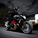 Ducati Diavel Rig Shot by Nue Vue Photography