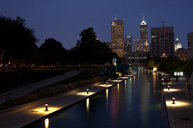 Indianapolis by CC user jikatu on Flickr