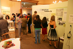 'A Class Action' exhibit opening
