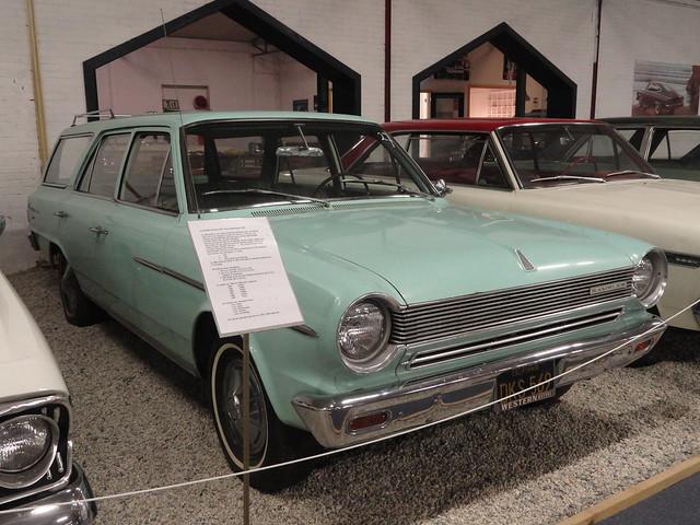 1964 rambler american 330 station wagon flickr photo. Black Bedroom Furniture Sets. Home Design Ideas