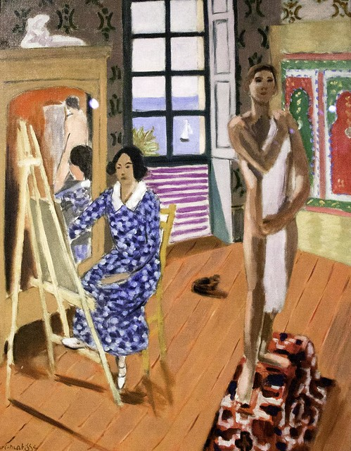 Henri Matisse: The Three O' Clock Sitting