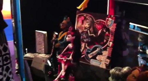 NEW Monster High 2012 Toys!