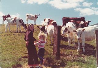 Kirkbean, Summer 74