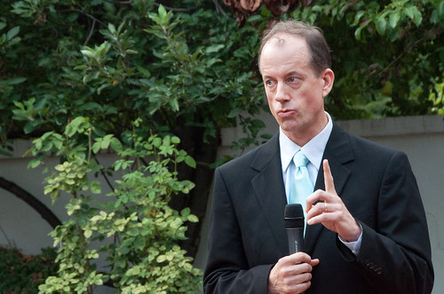 Thomas Drake (Photo: Pam Rutter, Project On Government Oversight, flickr)
