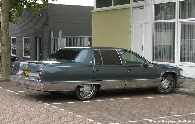 cadillac fleetwood brougham 1993 flickr photo sharing. Cars Review. Best American Auto & Cars Review