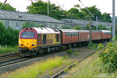 67018 TJH01 Trowse 1M29 Monday 18th June 2001 Copyright Tim Horn