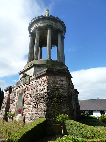 Burns Memorial, Alloway