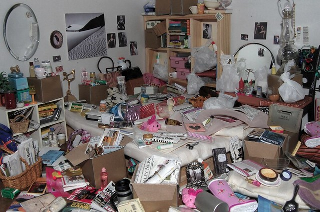 The Teenager's Bedroom, 2011, Carrie M. Becker