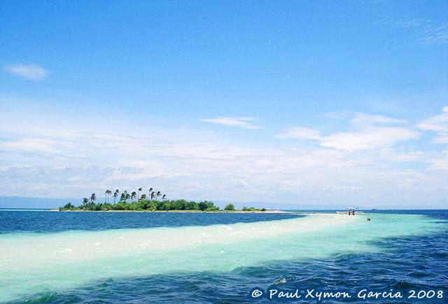 Puntod Island, Bohol