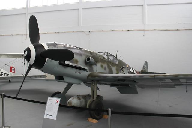 Messerschmitt Bf 109 G14