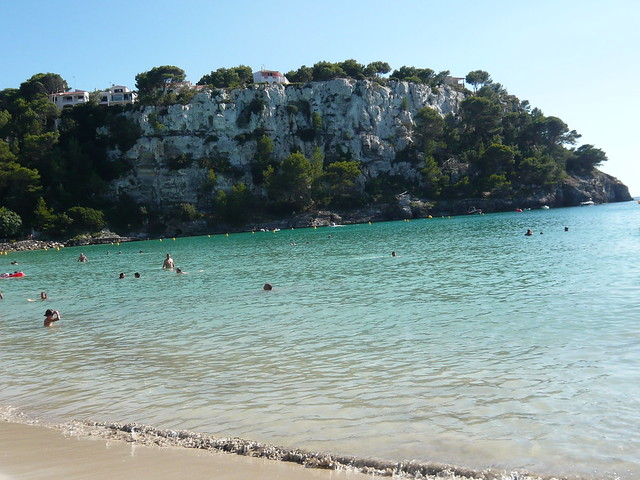 Cala Galdana - sud di Minorca