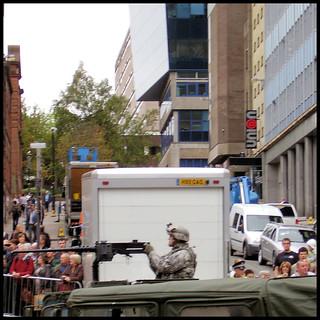 American Machine-Gunner