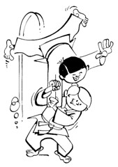 judo-coloring-pages-1