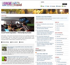 Local Travel Movement 08.2011