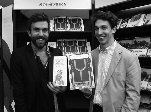 Edinburgh International Book Festival - Nick Hayes & William Goldsmith 010