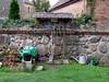 Pinnow - Friedhofsmauer