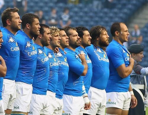 Azzurri vero la Rugby World Cup