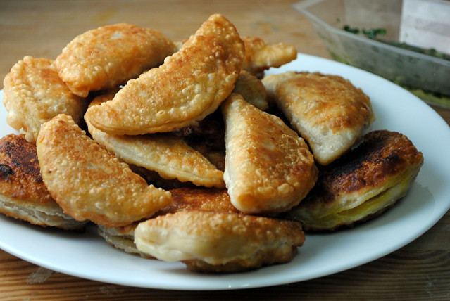 Thai Chicken Curry Puffs | Flickr - Photo Sharing!
