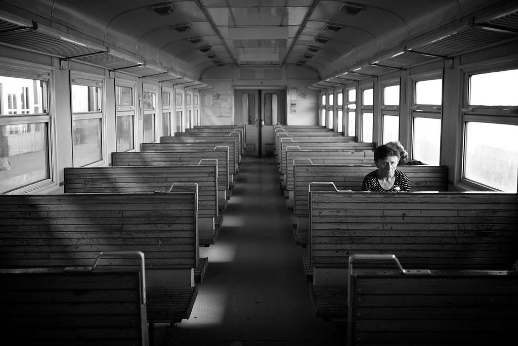 De treinfase
