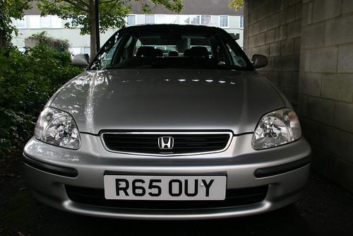 UKDM 1997 Honda Civic Saloon VTi EK4 (AC)