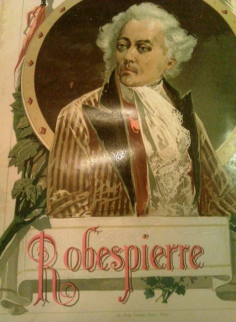 Header of Robespierre