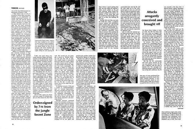 LIFE Jan 12, 1968 - The Vietcong Cadre of Terror (3)