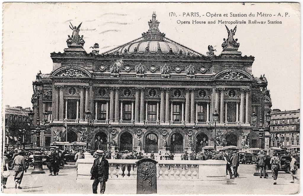 Paris - Opera House 2