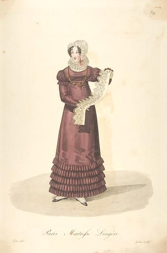 Paris. Maitresse Lingére. (39)