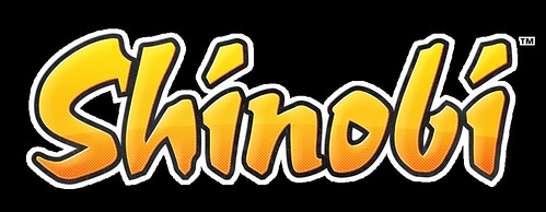 Shinobi 3DS Logo