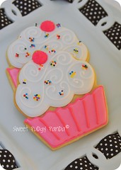 Cupcake Cookies for Ashlyn