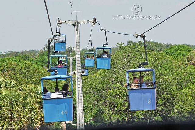 Sky Ride At Busch Gardens Flickr Photo Sharing
