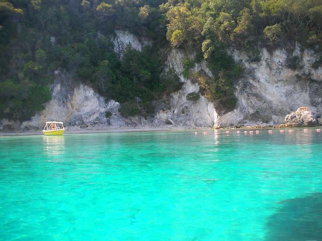 Παραλία Πισίνα..Σύβοτα