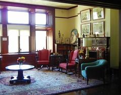 Interior, Yaddo