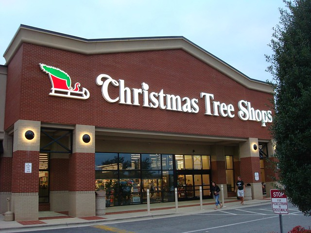 Christmas Tree Shops; Former HomePlace And Linens 'N