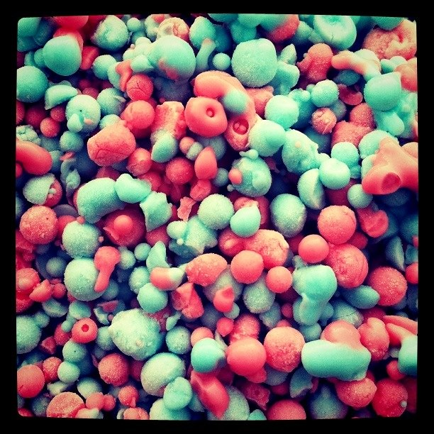cotton candy dippn dots