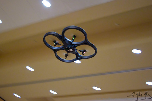 AR Drone approach
