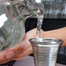 Small photo of Tequila Poured into Match Pewter Jigger