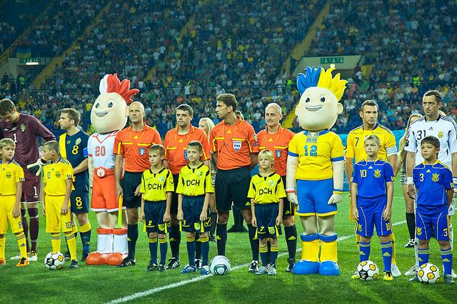 Украина - Швеция