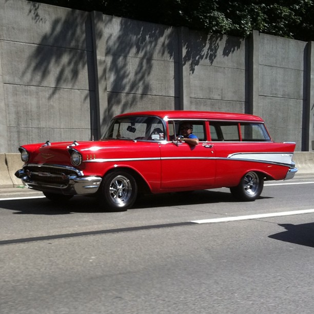 57 Chevy WAGON The Coolest Family Car Ever Designed And Another