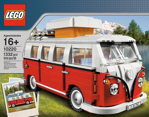 der lego hippie bulli make lego models not war lummaland. Black Bedroom Furniture Sets. Home Design Ideas