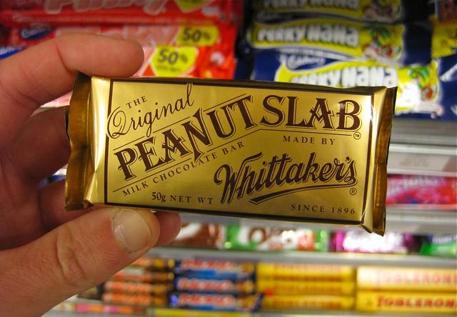 Peanut Slab!